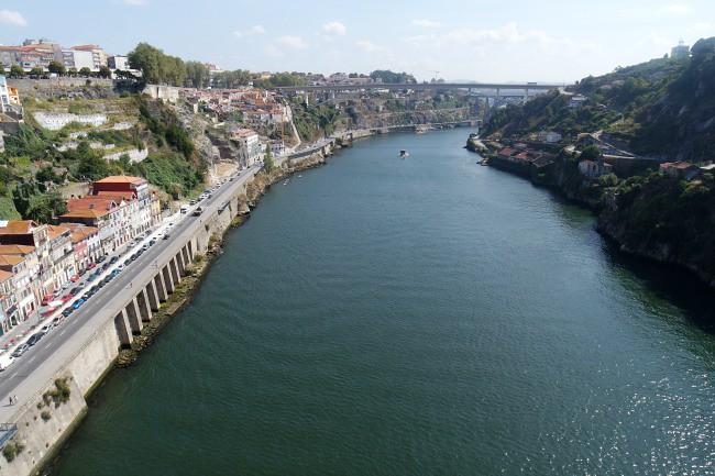 Porto - ponte Dom Luis  (2)