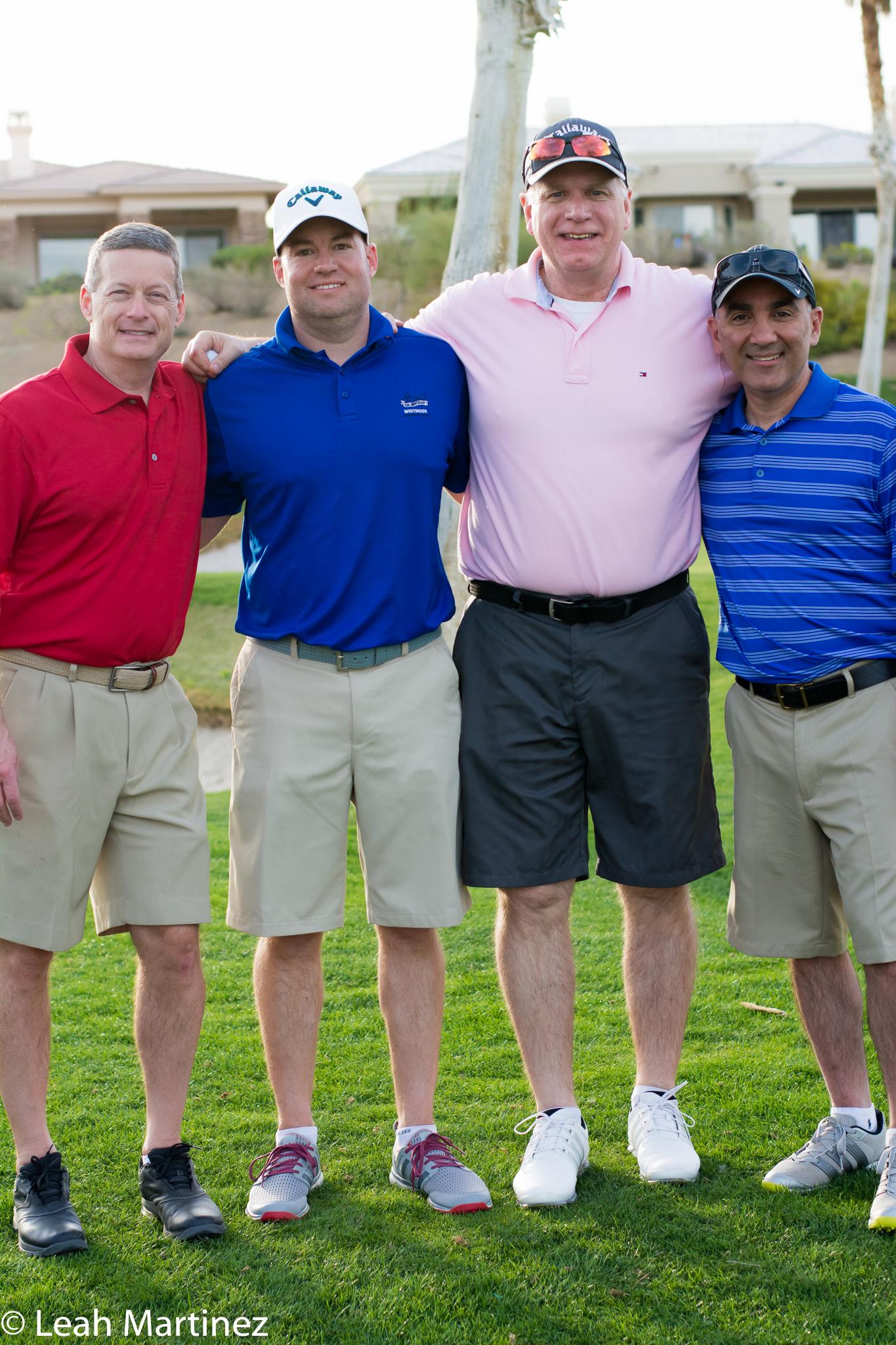2016 Golden Golf Challenge - Las Vegas, NV