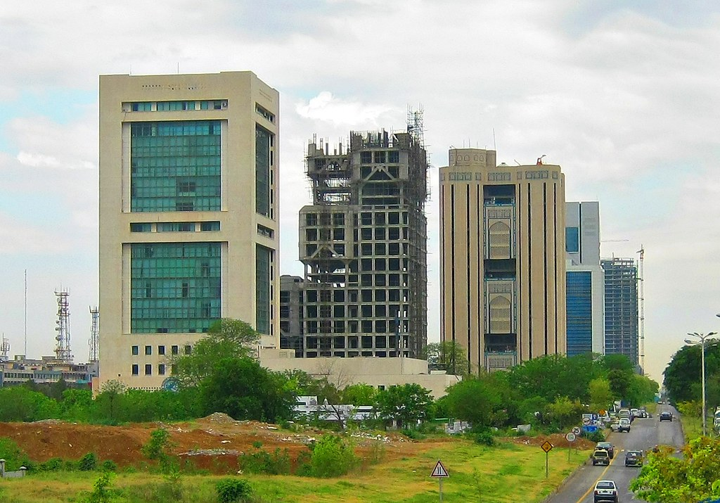 State Life Building Islamabad