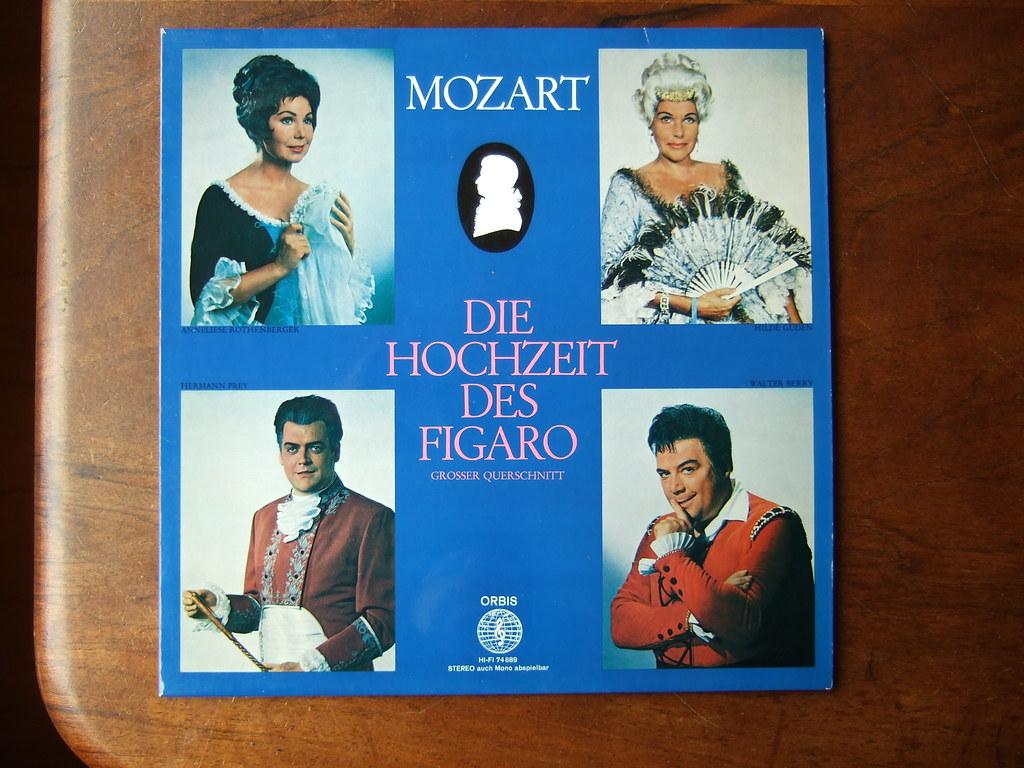 Theo Adam - Berühmte Mozart-Arien