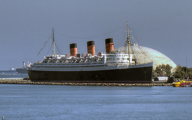 RMS Queen Mary | Flickr - Photo Sharing!