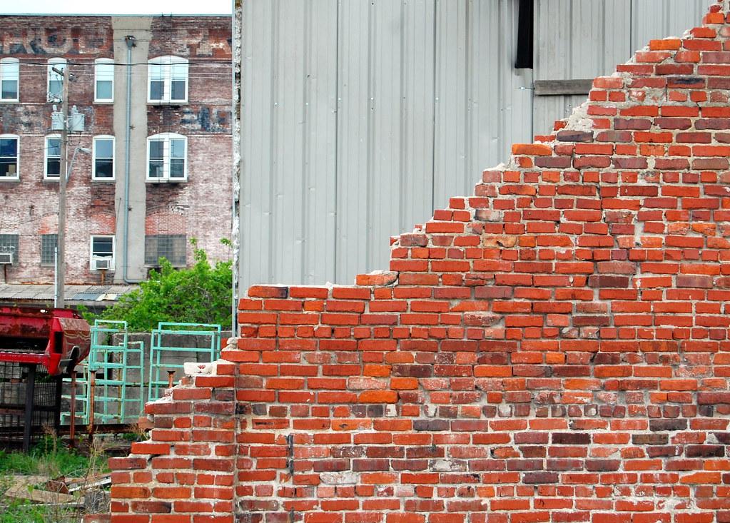 Half Brick Wall Bob Duran Flickr
