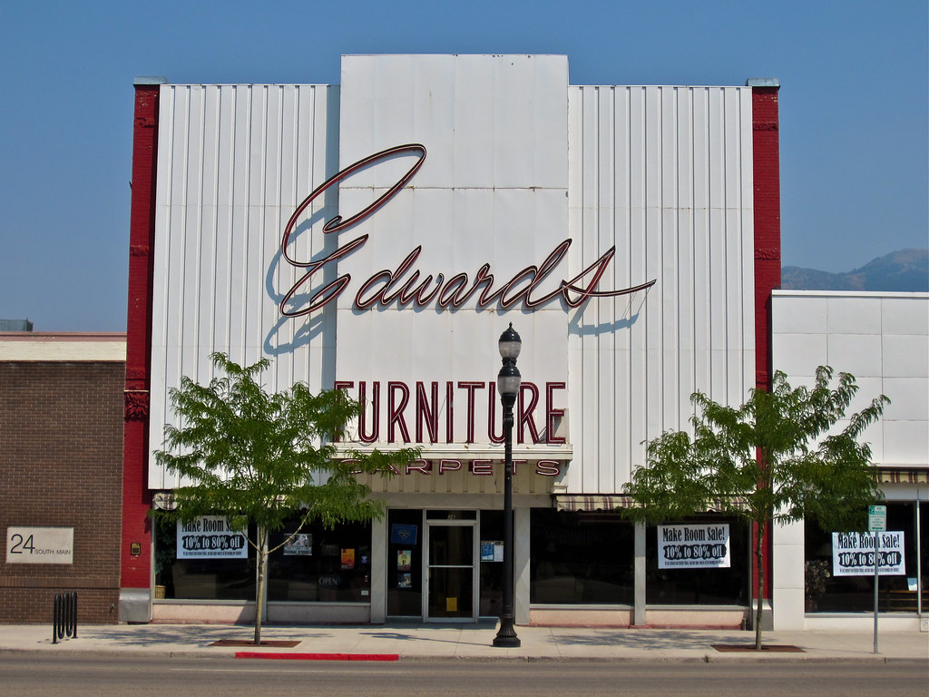 Superb Edwards Furniture, Logan, UT | Edwards Furniture, 26 South Mu2026 | Flickr