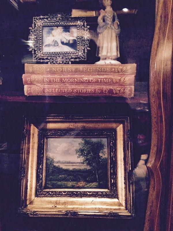 Inside desk area 2