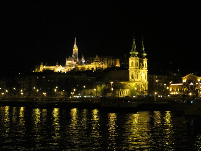on the Danube ~ Budapest