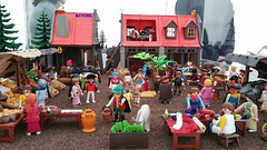 Escenas Comuneras de Playmobil. ACYCOL Villalar 2015
