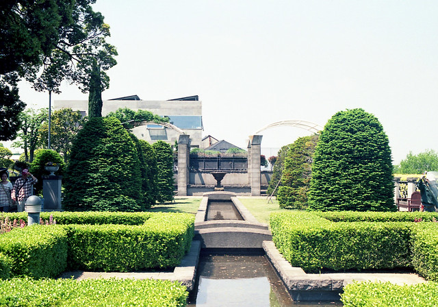 Yokohama Mt. Yamate Italy garden
