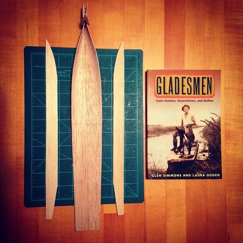 Glades Skiff Model