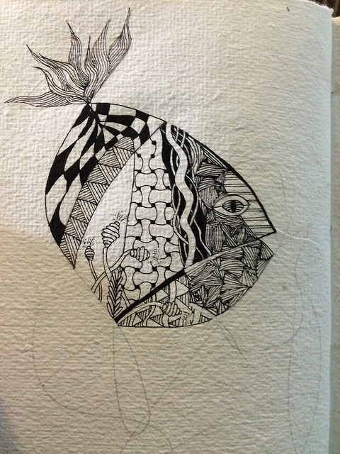 Zentangle Inspired Art 12