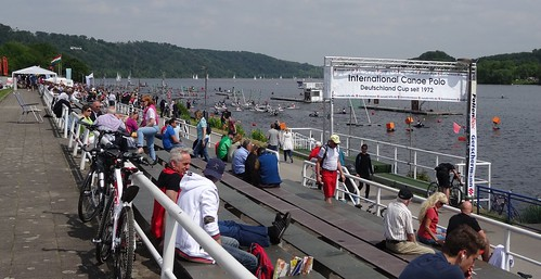 Canoe Polo: 44th International Cup of Germany in Essen (Baldeneysee)