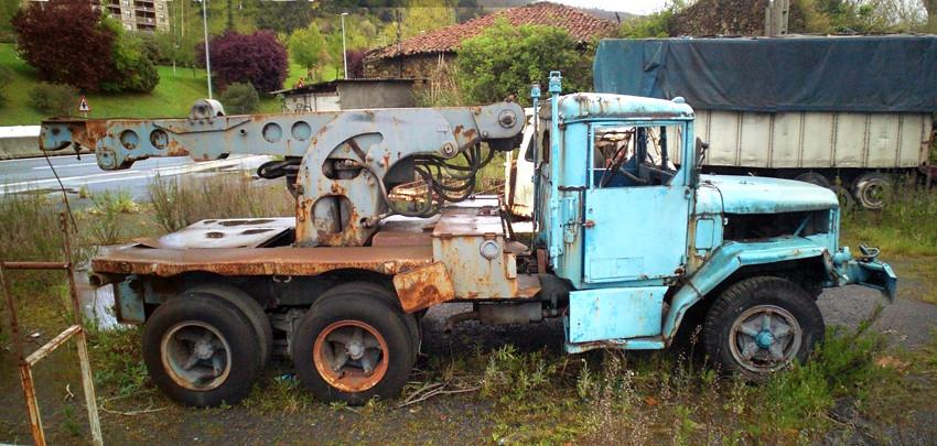 Reo M 108 Cami 243 N Gr 250 A Reo M 108 Wrecker Crane Tracci 243 N