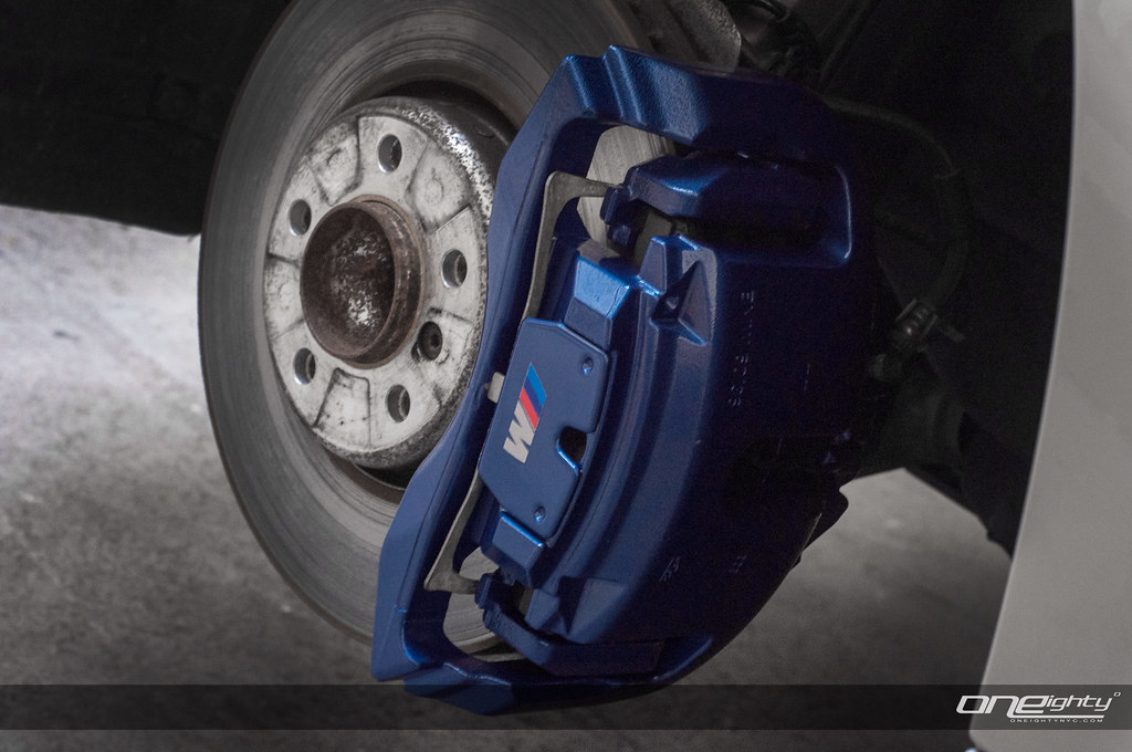 Bmw 5 Series Painted Brake Calipers F10 550i Calipers In