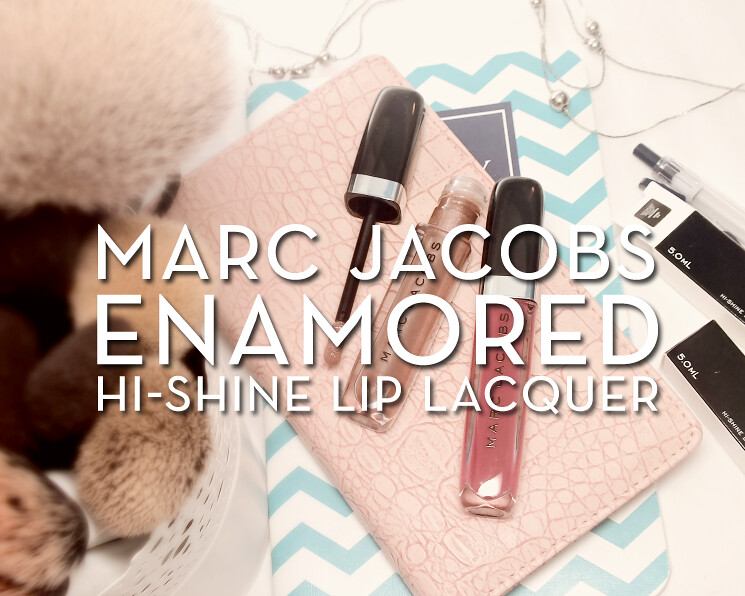 marc jacobs enamored hi-shine lip lacquer taboo and hot hot hot (3)