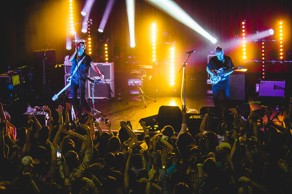 Cherub at Sokol Auditorium | May 7, 2015