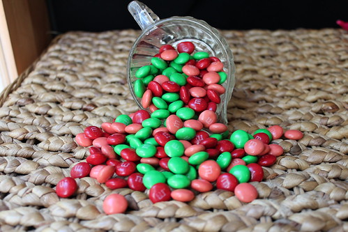 Toffee Apple M&Ms