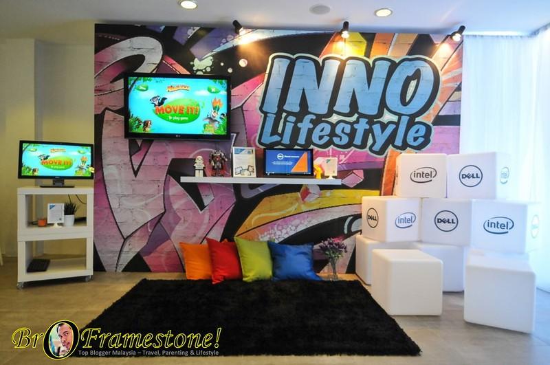 Dell InnoLifestyle Area
