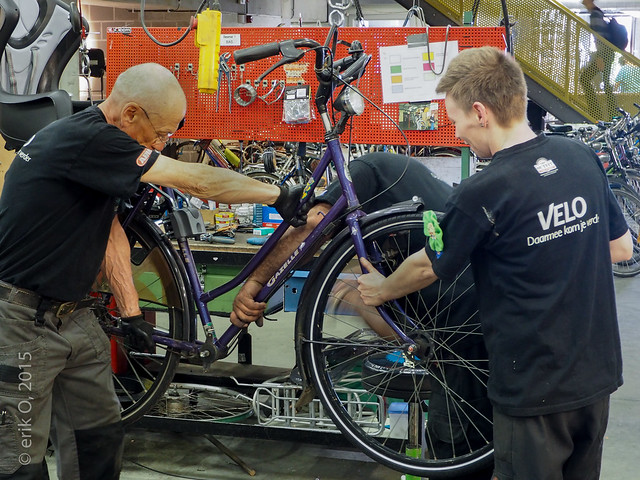 Hacking VELO - Ief Spincemaille
