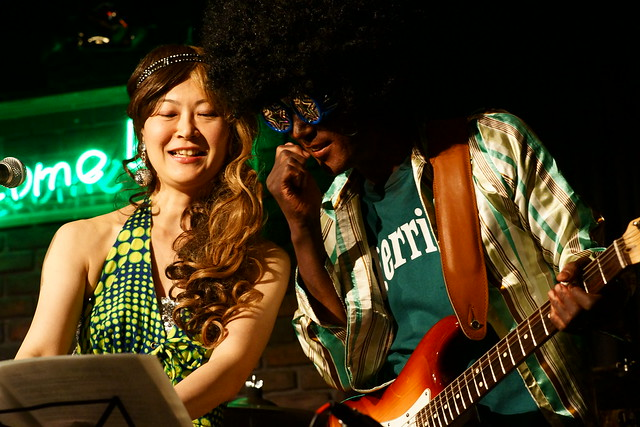 NEO FUNK live at Welcome back, Tokyo, 16 May 2015. 082