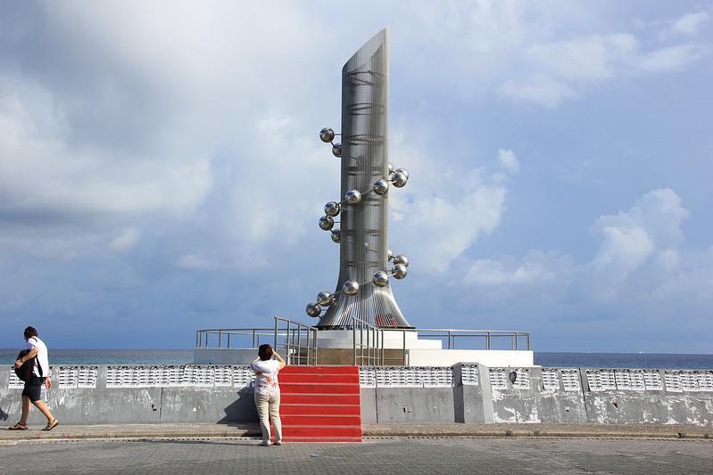 Tsunami monument