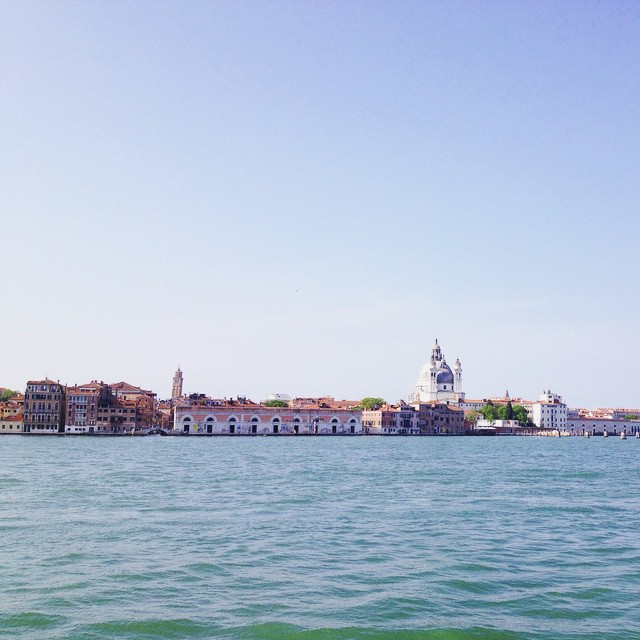 the view from Giudecca