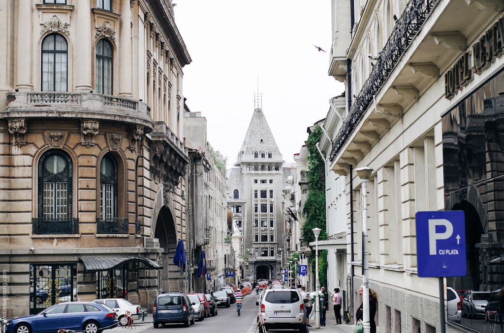 Romania, Bucharest