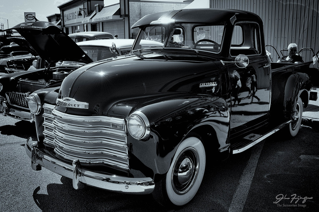 1950 Chevy 5 Window Pickup