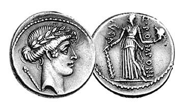 Melpomene coin