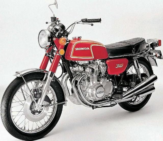 HondaCB350Four