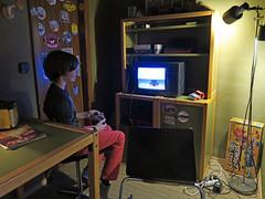Kinderzimmer im Computerspielemuseum (Berlin)