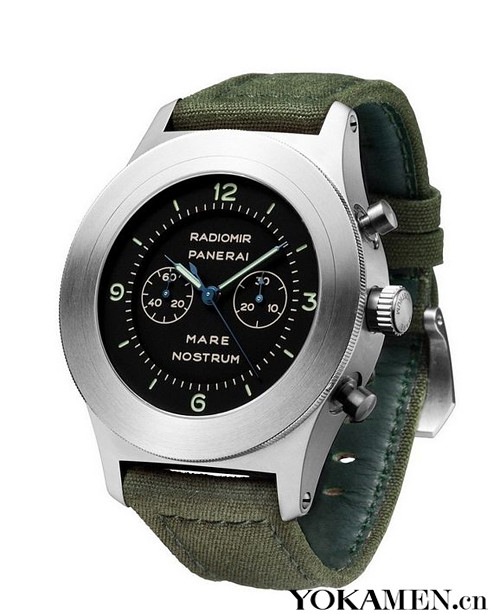 Officine Panerai watch resident evil remake Mare Nostrum 52 mm