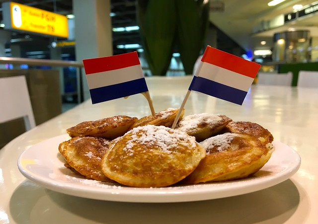 KLM Amsterdam Schiphol airpor