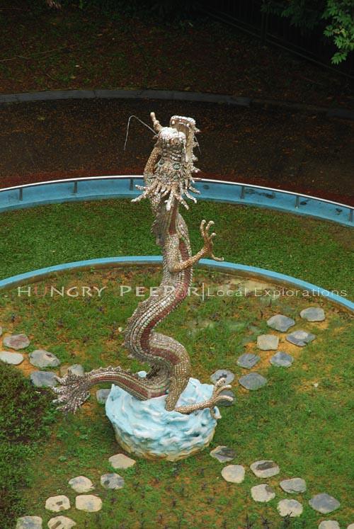 Whampoa Dragon Fountain Whampoa Dragon Fountain