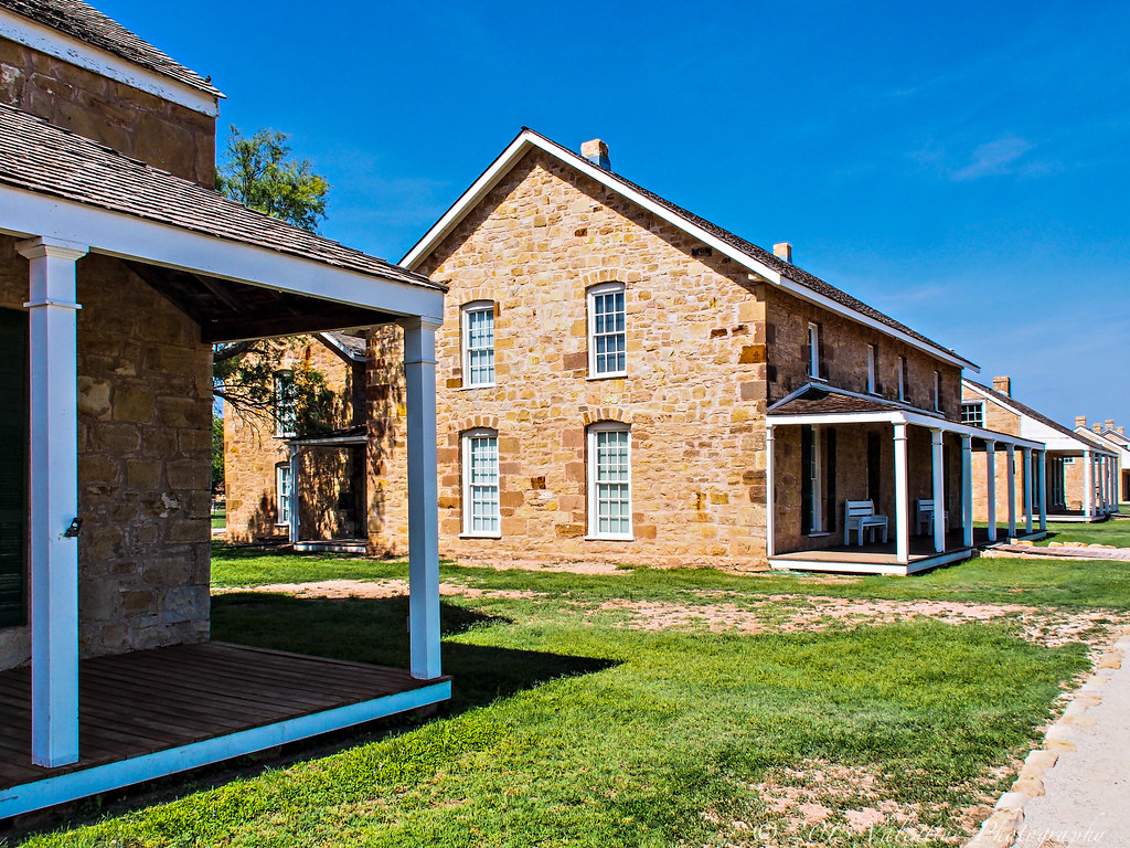 Officers Quarters 7 Fort Concho San Angelo Tx Pav