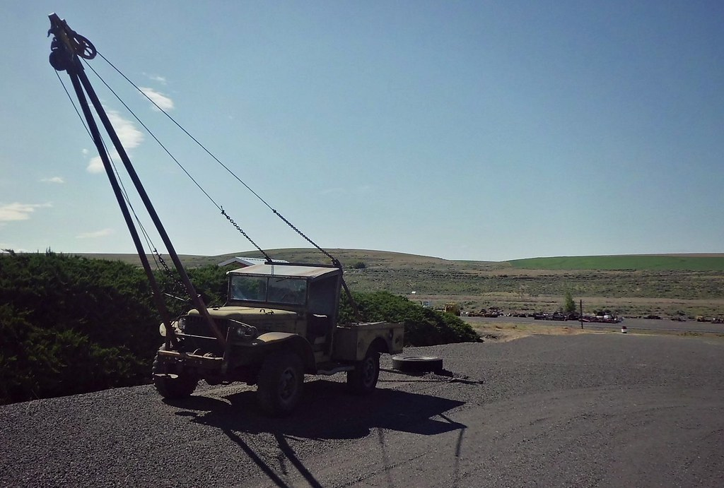Gin Pole Crane : How much load pirate and off road forum