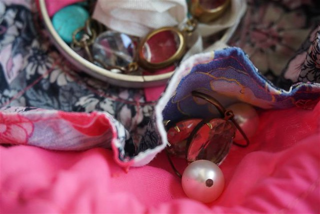 Jewelry Pouch