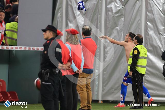 Jornada 36ª. Athletic Club 1 - Deportivo 1