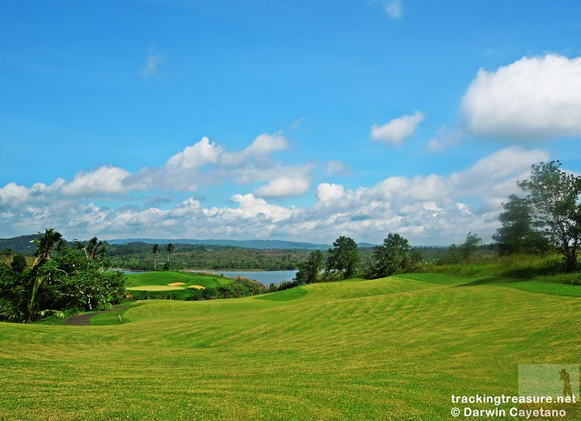 8 Caliraya Mountain Spring Marina Resort - Golf Course 1