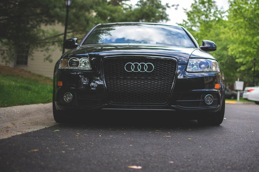 What did you do to your C6 today? - Page 82 C Audi A Black on audi matte blue vinyl, audi s4, stanced audi s6 c6, audi a2, 2006 a6 c6, audi stretch and poke,