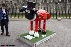 YEOMAN OF THE BAAARD No.37 - Shaun The Sheep - Shaun in the City - London - 150512 - Steven Gray - IMG_0289