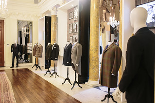 Savile Row and America: a Sartorial Special Relationship
