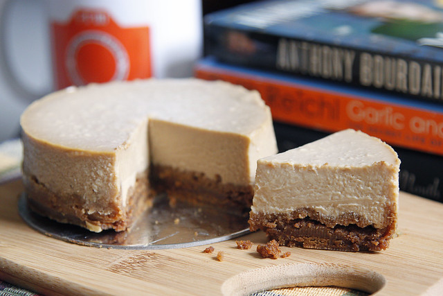 Coffee Cheesecake FRM mug and books