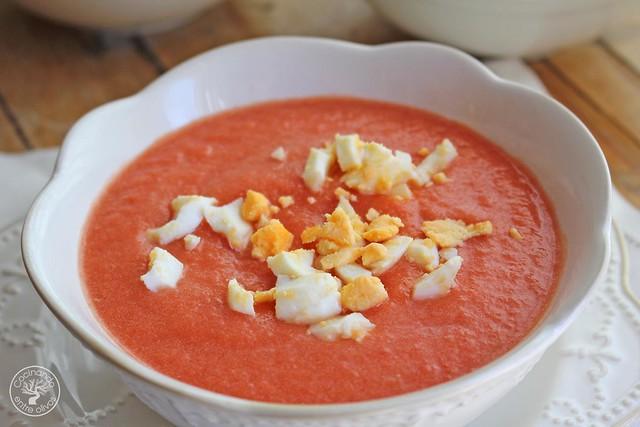 Salmorejo de zanahorias www.cocinandoentreolivos.com (15)