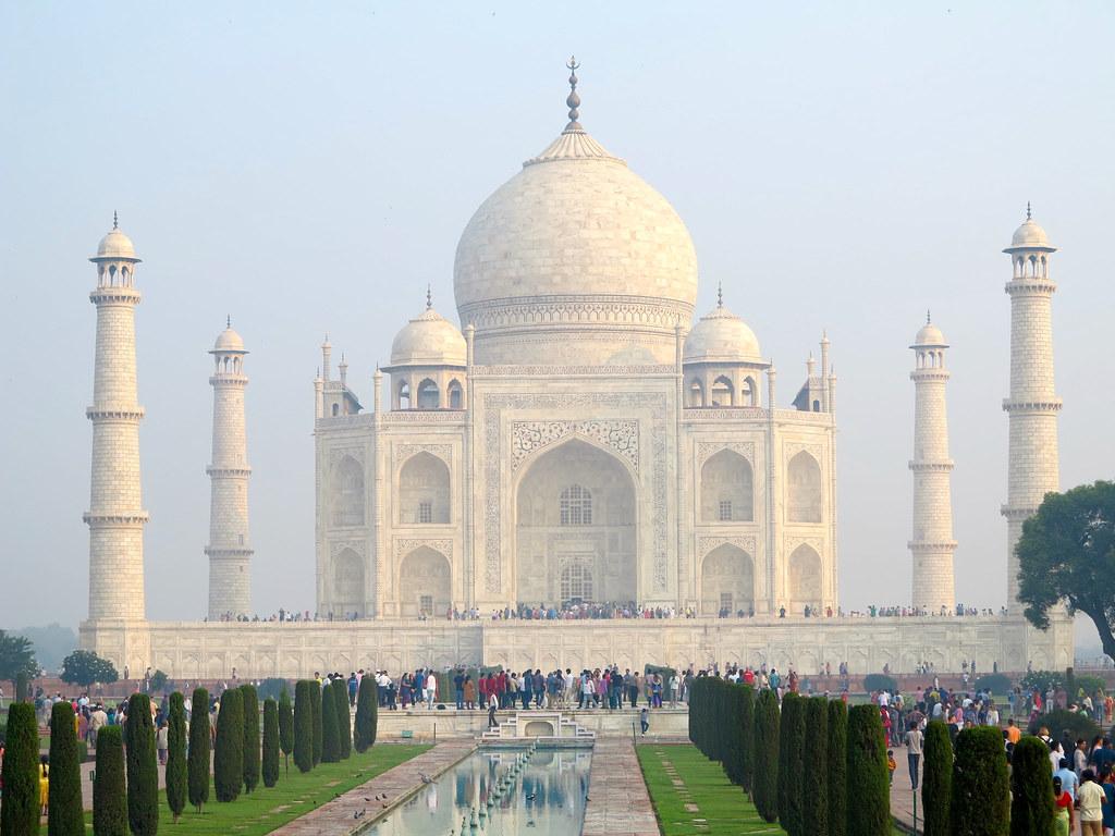 Fotos del Taj Mahal