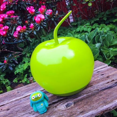 bobbaloo and solar apple, may 2015