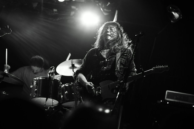 O.E. Gallagher live at Outbreak, Tokyo, 23 May 2015. 555