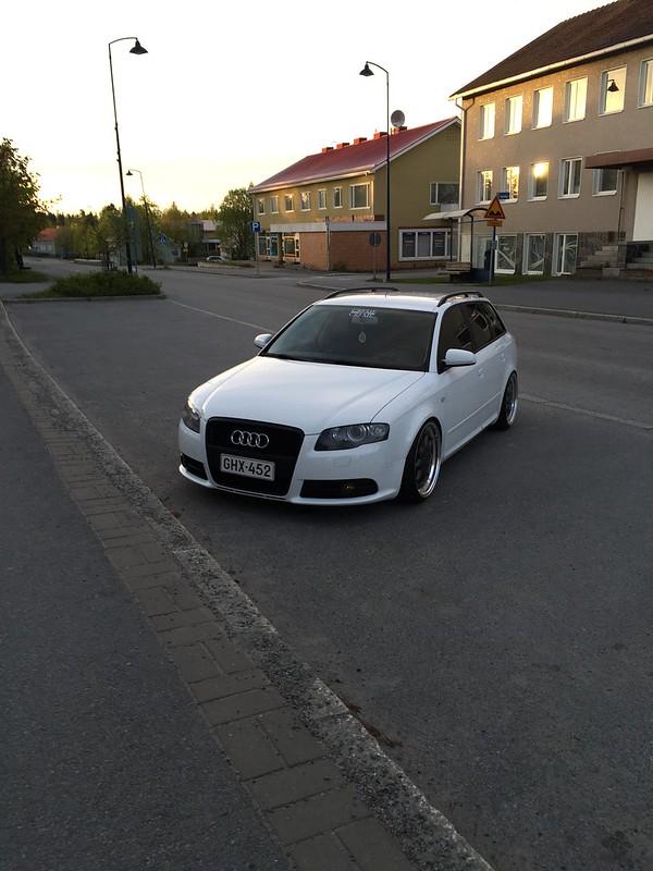 Zoml: Audi A4 B7 Avant //Mätäs Crew 18093646981_6d63400162_c