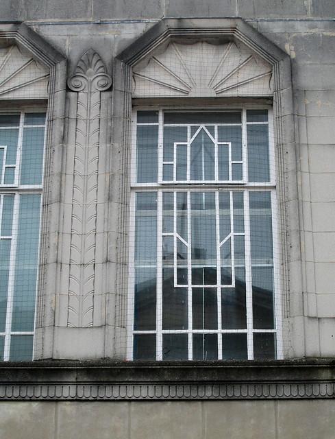 The Works, Bury St Edmunds, Window