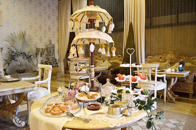 Palatial breakfast display, Hotel Buffet,Royal Garden Villas, Costa Adeje, Tenerife