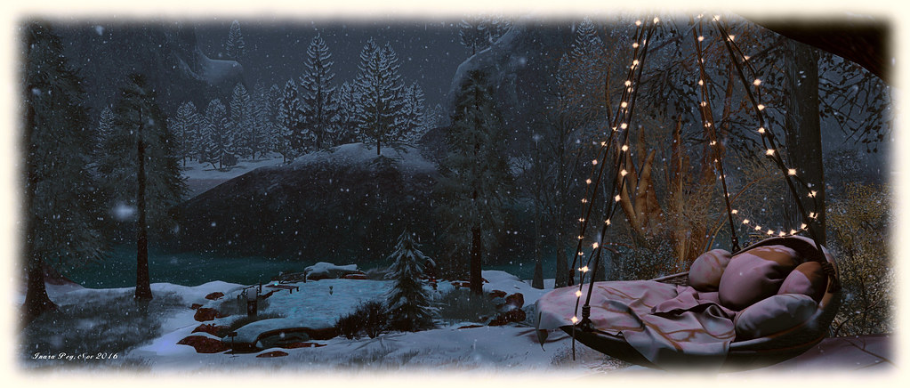 Let It Snow!, Timamoon Arts; Inara Pey, November 2016, on Flickr