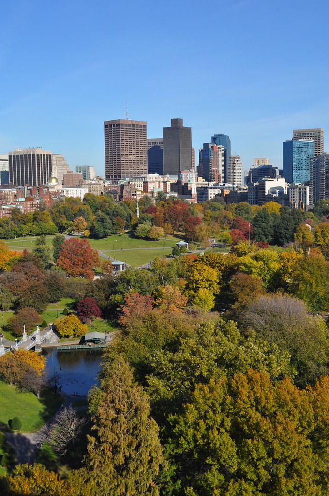 Boston Blog Travel
